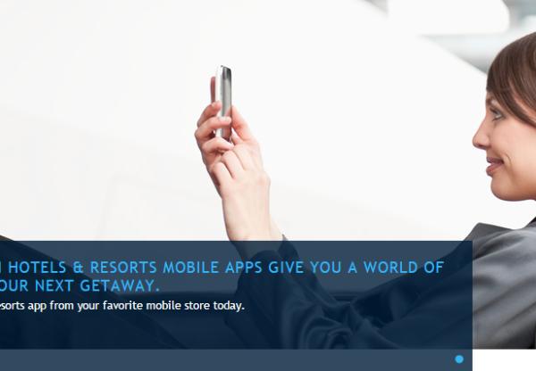 Poranny brief: Mobilny meldunek w sieci Hilton, Wydatki chińskich turystów
