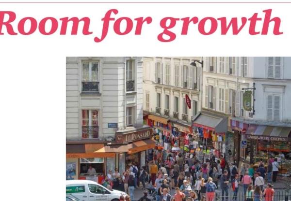 Room for growth – prognoza PWC nt. europejskiego rynku hotelarskiego na lata 2015 – 2016