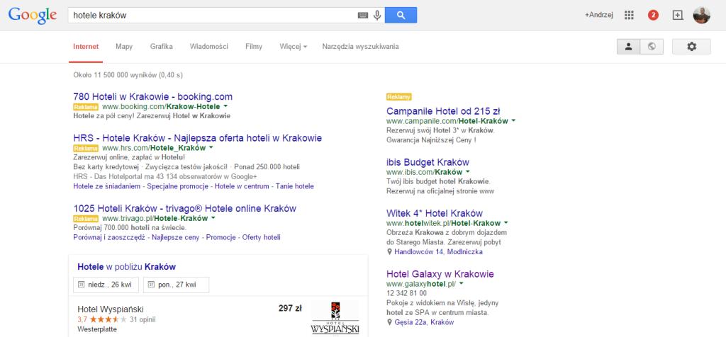 google_nowe_SERP_hoteli_3-hotelarstwo.net